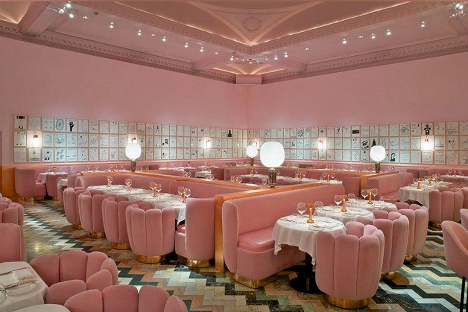 Best Interior Designers Top restaurant designs gallery at sketch india mahdavi
