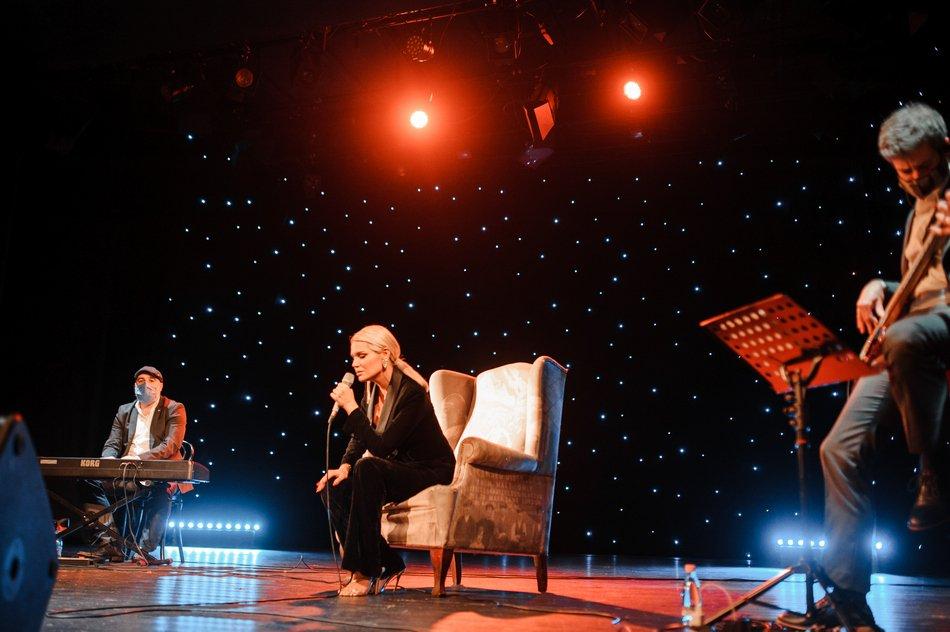 Lena Kovacevic koncert u Zvezdara teatru foto Irina Duplevskaja 02