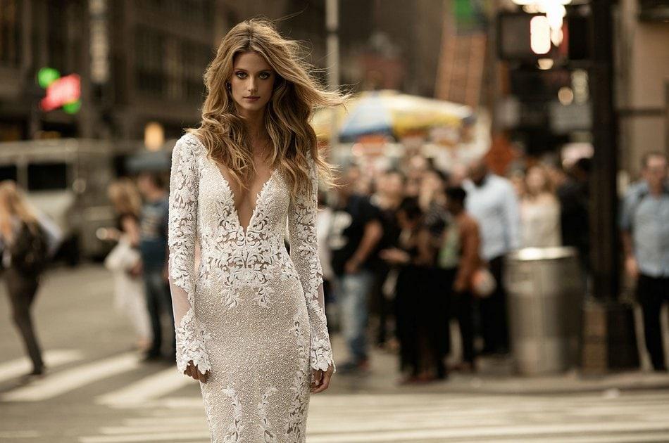 berta zimska haljina za vencanje
