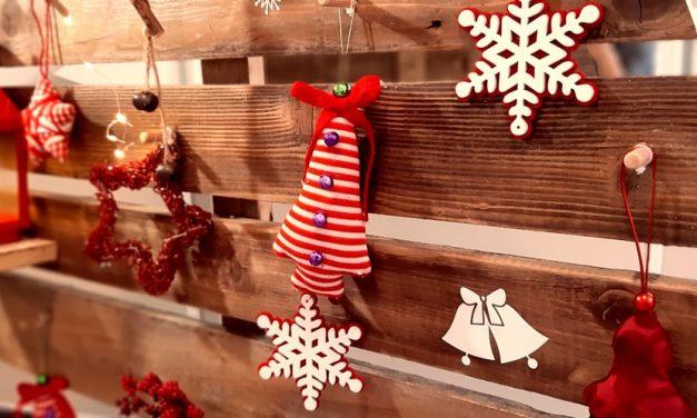 Novogodišnja dekoracija u kući