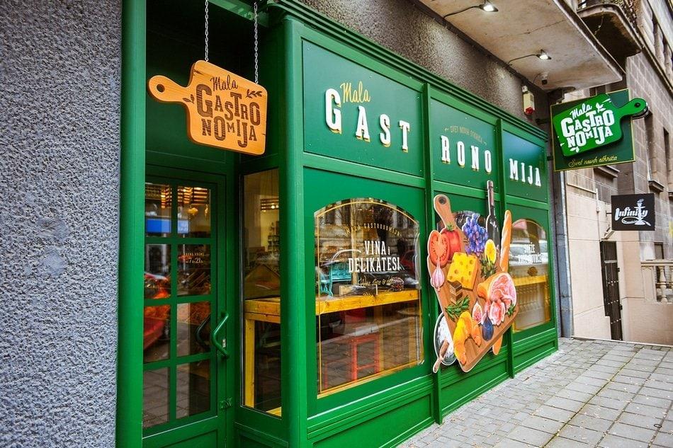 Mala gastronomija – Svet novih otkrića