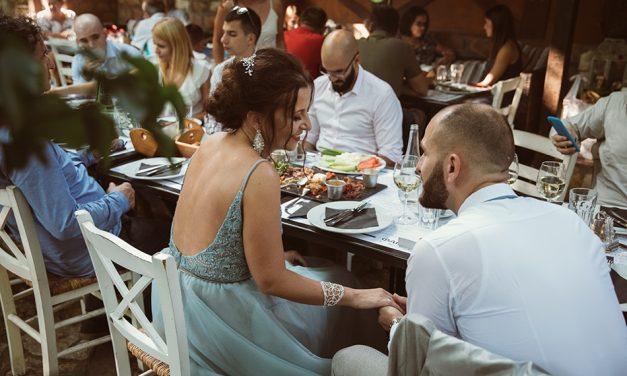 Hrana i piće na svadbama