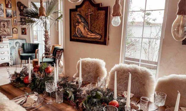 Božićna trpeza – Šta treba da sadrži i kako da je dekorišete