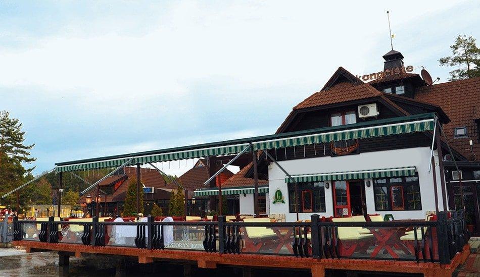 restoran jezero zlatibor
