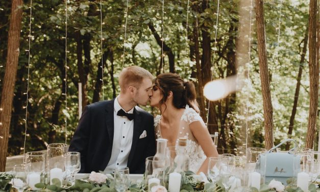 Venčanje na otvorenom – Za i protiv (lepo i zahtevno)