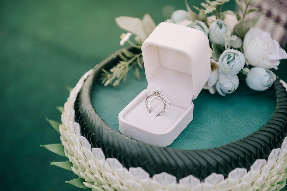 Verenicki prsten od srebra