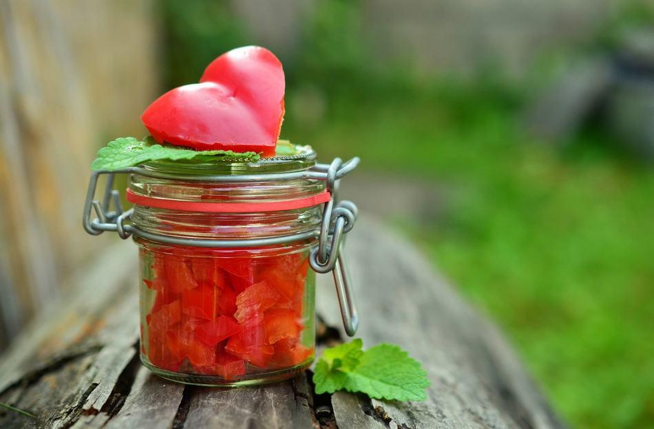 Ajvar od cepkane paprike