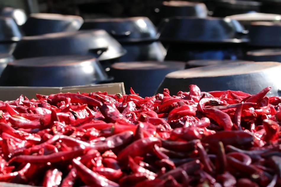 Ajvar od pecene paprike