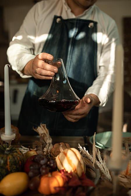 Koja vina treba dekantirati