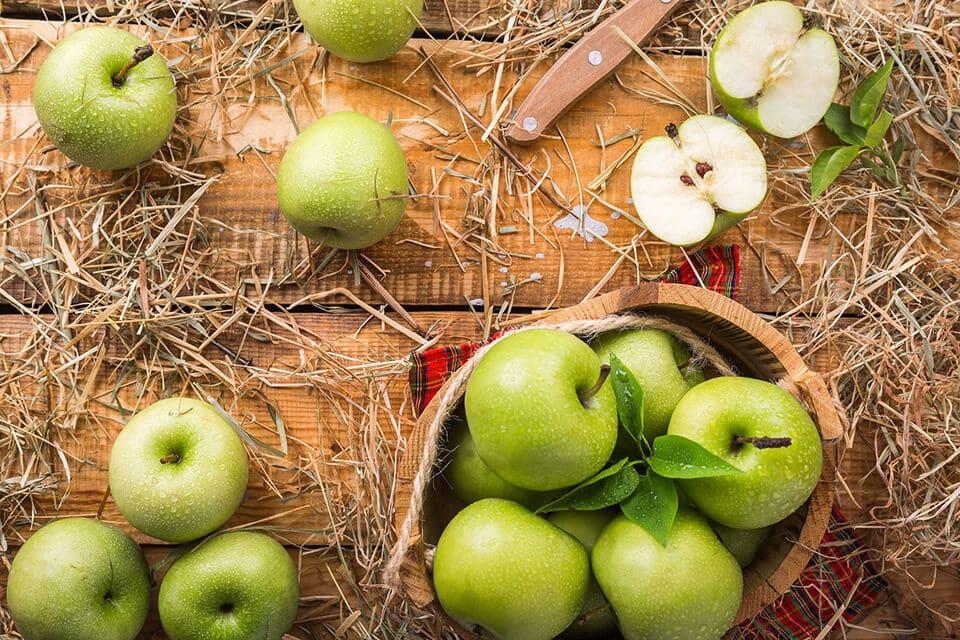 Usitnjavanje i muljanje jabuka