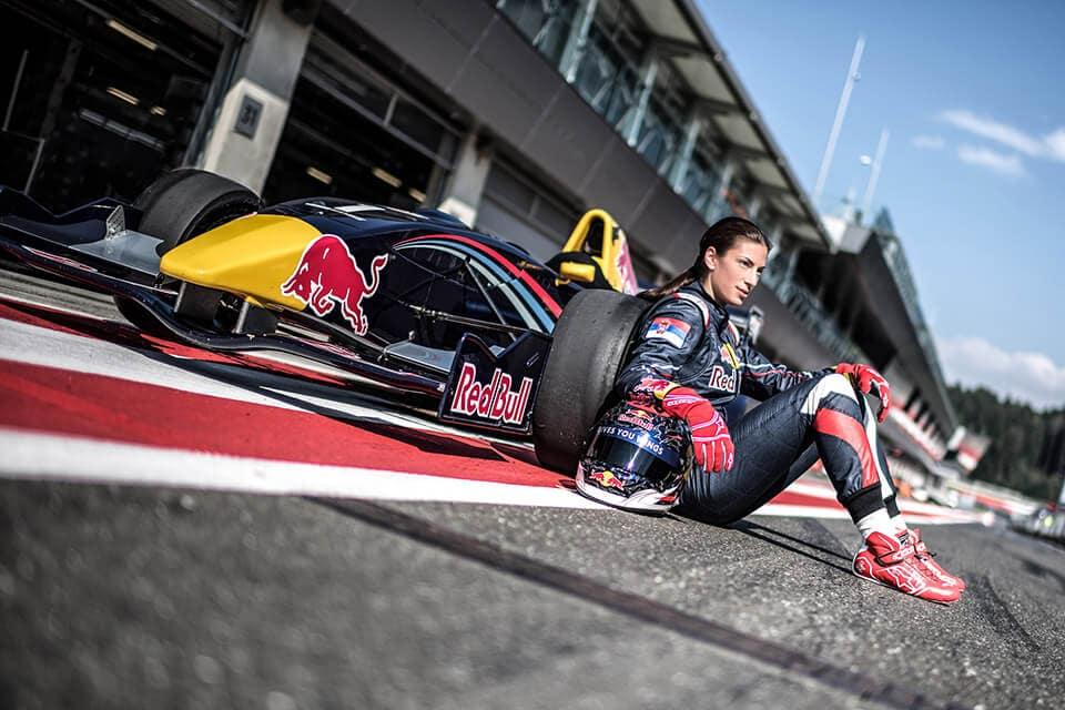Ivana Spanovic Red Bull Ring cc Predrag Vuckovic 3