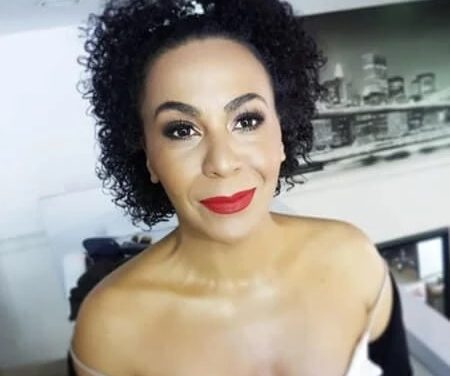 IVON JAFALI, TV voditeljka, autorka, novinarka