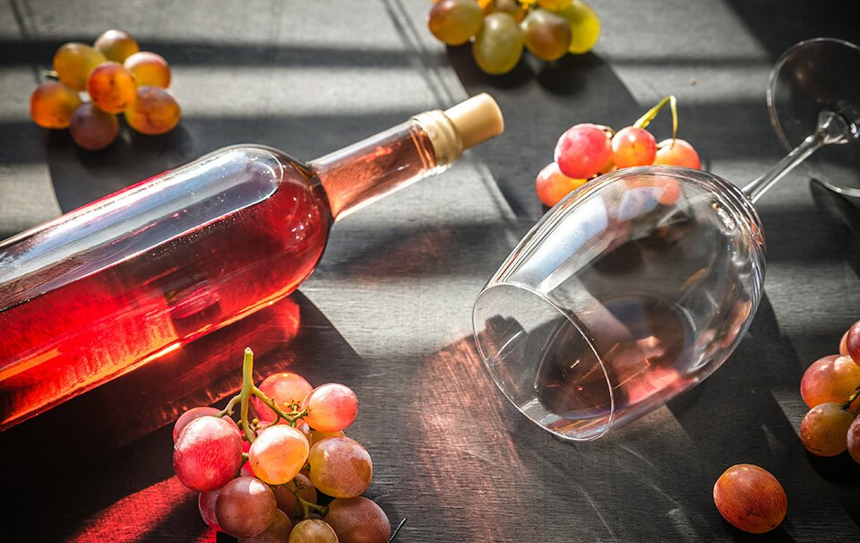 05 Popularna roze vina Srbiji