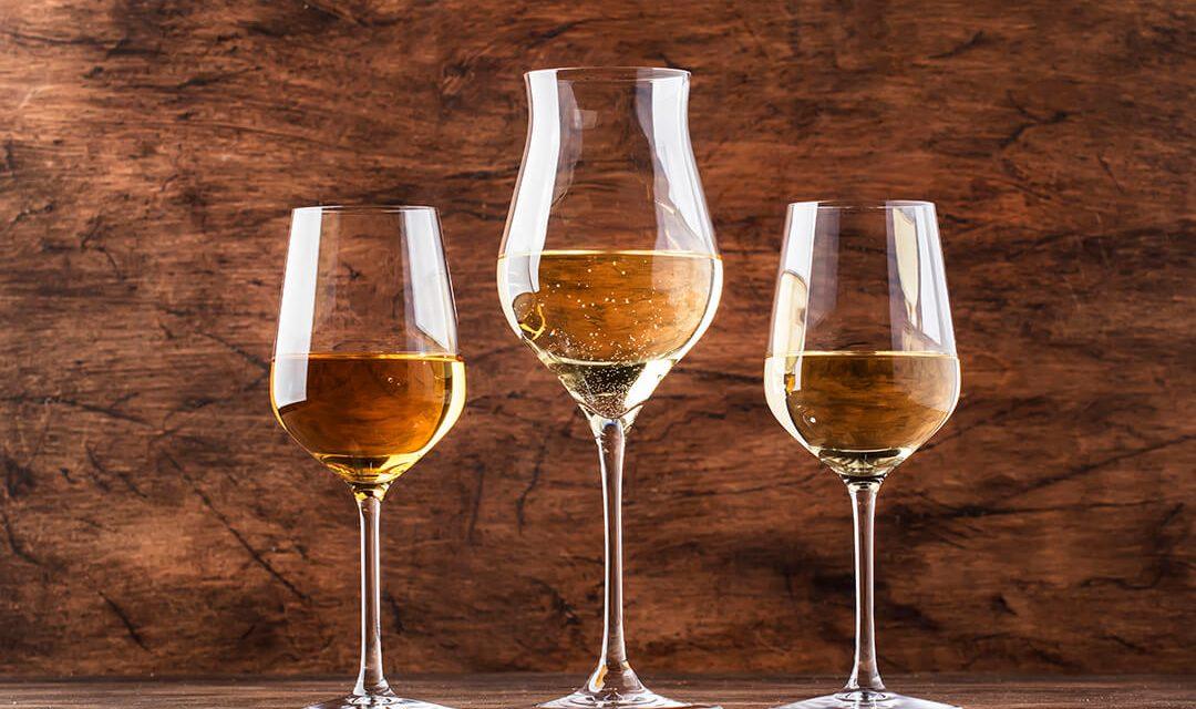 Čaše za belo vino – Luksuz zaokružen u staklu