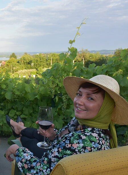 Smiljana foto vinarija Plavinci