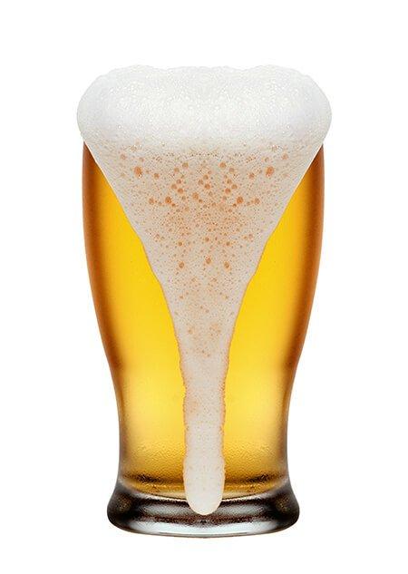 03 Dve vrste pivske pene
